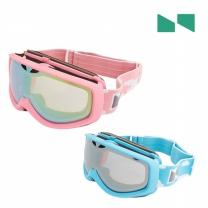 N 스키/보드 미러 렌즈 아동 고글 3D302