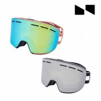 N 스키/보드 미러 안경병용 고글 2G11044