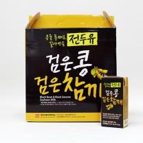 [한미] 콩을 통째로 갈아만든 전두유 검은참깨 190ml x 16팩