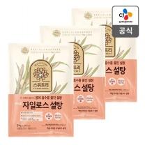 [CJ직배송] 브라운자일로스설탕 2kg X3개