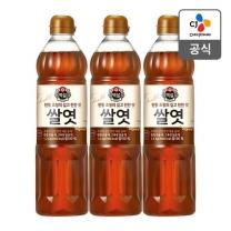 [CJ직배송] 쌀엿 1.2kg X3개