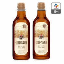 [CJ직배송] 쌀올리고당 1.2kg X2개