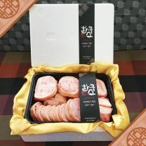 [냉동]한우드소 우족세트(1+등급이상/우족 2kg)