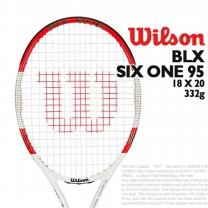 윌슨 테니스라켓 윌슨 테니스라켓 BLX 식스원95 18X20 332g 상급자