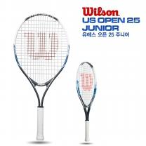윌슨 테니스라켓 윌슨 테니스라켓 US오픈 25 220g 주니어 방과후수업
