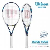 윌슨 테니스라켓 윌슨 테니스라켓 주스 100S 16X15 304g 상급 동호회
