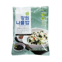 [강원연합사업단/산지직송] 강원나물밥 430g*3입