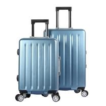 유니버셜 블루 여행용 캐리어/20형 기내용 여행가방