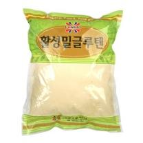글루텐(프랑스산 소맥밀글루텐100%) 1kg