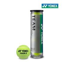 YONEX 요넥스 테니스 공 TEAM 4pcs/can