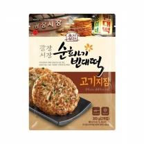 [롯데푸드] 초가삼간 광장시장 순희네 빈대떡 고기지짐