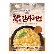 [롯데푸드] 초가삼간 공덕동 전골목 감자채전