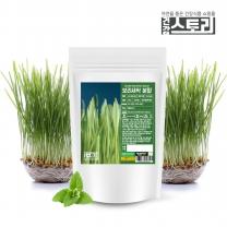 건강스토리 보리새싹 분말 300g 국내산 새싹보리 어린잎 가루