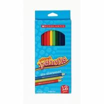 [129612]색연필 12색 SCHOLASTIC