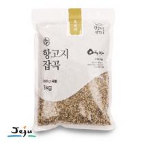 [항고지상회] 제주 흑보리 1kg (제주산)