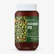 건강스토리 녹두(볶음) 분말 300g 국내산 녹두(볶음) 가루