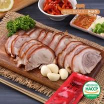 [돈보이] 한방 매콤 무뼈볶음족발 250g+소스50g