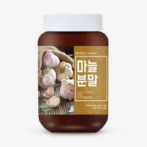 건강스토리 마늘 분말 200g 국내산 마늘 가루 조미료