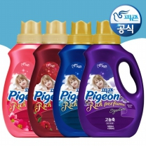 [피죤공식] 피죤 리치퍼퓸 시그니처 고농축유연제 1.35L 3개