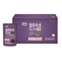 [풀무원]발효숙성 흑도라지400 (80mlx30포)