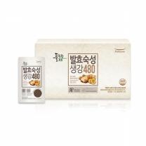 [풀무원]발효숙성생강480 (80mlx30포)