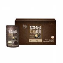 [풀무원]발효숙성 흑마늘600 세트(80mlx30포)