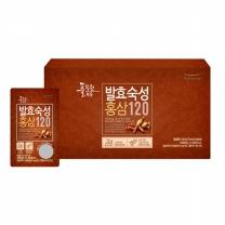 [풀무원]발효숙성홍삼120 (70mlx30포)