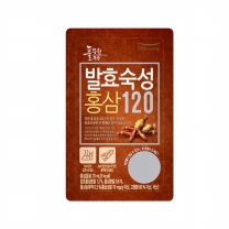 (풀무원녹즙) 발효숙성홍삼120 (70ml)*20일