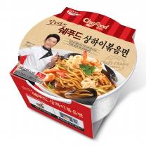 [롯데푸드]쉐푸드 상하이볶음면 용기 (200gx12개)
