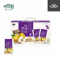 [자연원] 찬기운들때먹는 도라지배즙 30포(총1박스)