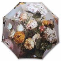 [바보사랑]명화_우블리-앙리 수국화 65우산양산겸용 멜빵자동우산