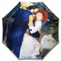 [바보사랑]명화_우블리-르누아르 시골무도회 65우산양산겸용 멜빵자동우산