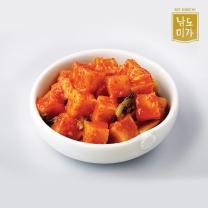 [남도미가] 감칠맛나는 전라도 깍두기 2kg