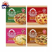 [사조대림] 수제 그릴드 피자 400g (4가지맛 / 수제도우)