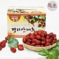 (인빌푸드)평리산대추(특초) 1Kg