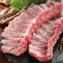 [냉장]농협안심 한돈유황후레쉬 돼지등갈비 1kg