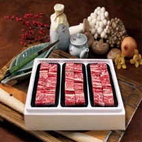 [냉장]농협안심 한우 갈비세트 2.4kg/800gx3팩/