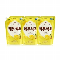 [LG생활건강] 퐁퐁 레몬식초 1200ML x 3