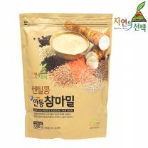 [자연의선택] 렌틸콩 안동참마밀 1.3kg
