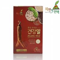 [자연의선택] 홍삼과 유산균이 들어간 건강밀 300g (스틱형 30gx10포)