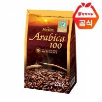 [동서식품] 맥심 아라비카100 커피 리필용(백) 270g