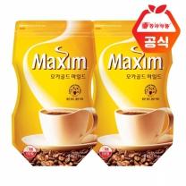 [동서식품] 맥심 모카골드마일드 리필용(백) 170gx2개