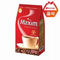 [동서식품] 맥심 오리지날 리필용(백) 300g