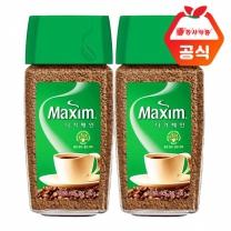 [동서식품] 맥심 디카페인 커피 100gx2병