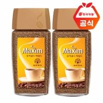 [동서식품] 맥심 모카골드마일드 커피 100gx2병