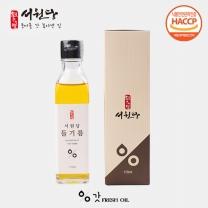 [서원당] 주문 후 갓 짠 강원도 들기름 170ml