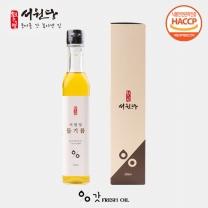 [서원당] 주문 후 갓 짠 강원도 들기름 250ml