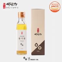 [서원당] 주문 후 갓 짠 강원도 참기름 170ml