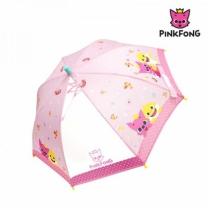 [바보사랑]핑크퐁 47 핑크보더 우산 GUPFU10001