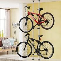 [바보사랑]가정용 실내 2단 자전거 거치대 보관대